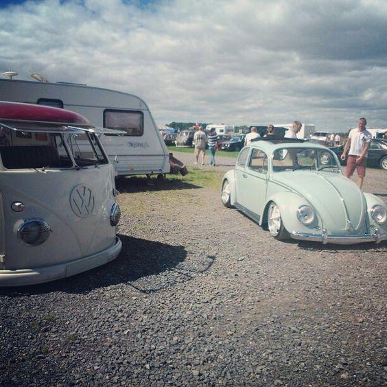 Vw volkswagen splitscreen beetle classic retro vintage