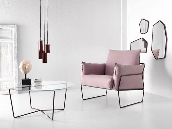 GEMMA Sillón by Altinox Minimal Design