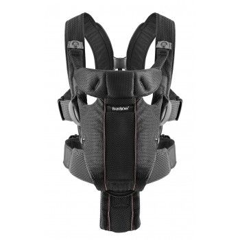 Award winning product - Babybjorn Baby Carrier Miracle Airy Mesh (suitable from birth).  #babydino #BabyCarrier http://www.babydino.com/babybjorn-baby-carrier-miracle-mesh-black-mesh