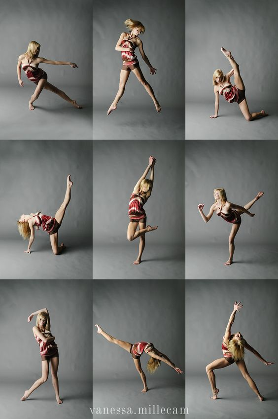 Awesome dancing shoot...not a fan of the clothes though!