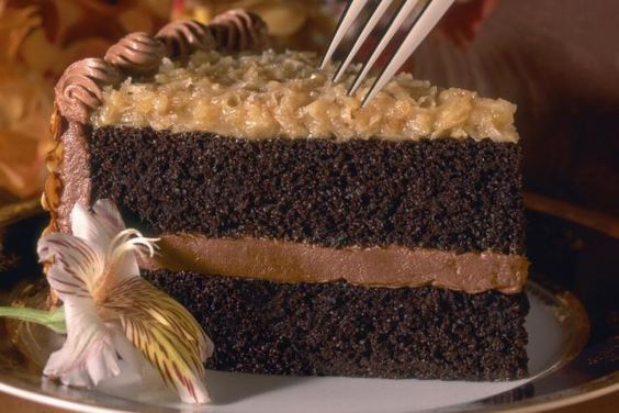 This Coconut Pecan Frosting recipe is perfect for icing a German Chocolate Cake.