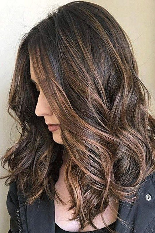 Fall Hair Colors 2020.42 Balayage Hair Color Ideas For Brunettes In 2019 2020