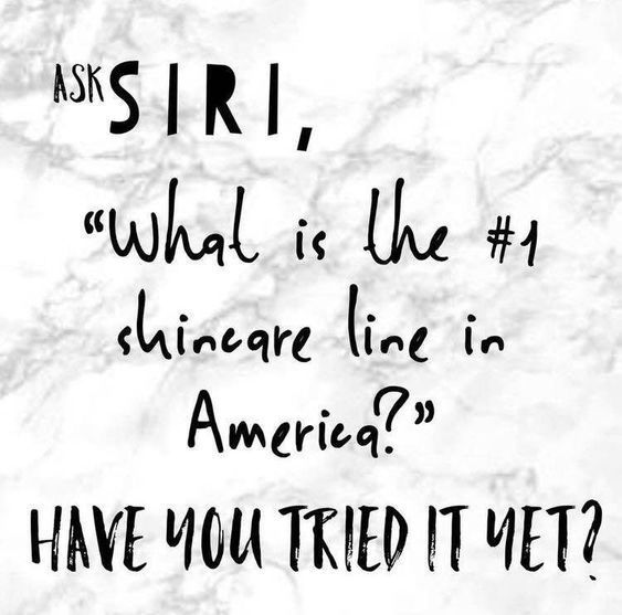 Ask Siri Or Google What Is The 1 Skincare Line In America Sincerely Your New Best Friend My Rodan And Fields Rodan And Fields Rodan And Fields Canada