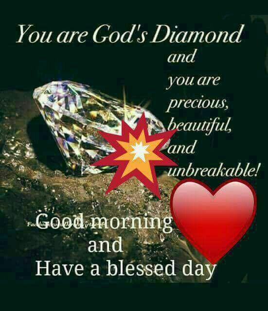 Good Morning Spiritual Blessings