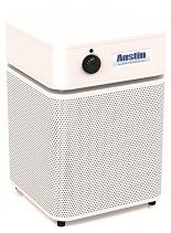 AIR PURIFIER - Allergy Machine Jr HM205 - Maximum protection for people with asthma and allergies. The Austin Air Allergy Machine™ has been developed specifically to offer maximum protection for those suffering from asthma and allergies. It effectively removes allergens, asthma irritants, sub-micron particles, chemicals and noxious gases, providing relief for asthmatics and allergy sufferers. http://www.naturalglo-airpurifiers.com
