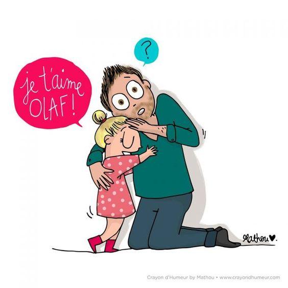 20 illustrations de l'amour au quotidien signées Crayon d'humeur (et qui font chaud au coeur!) Image: 3