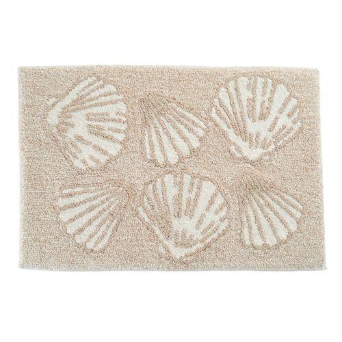 Sonoma Goods For Life Coastal Shells Bath Rug In 2020 Bath Rug Shell Island Sonoma Goods For Life