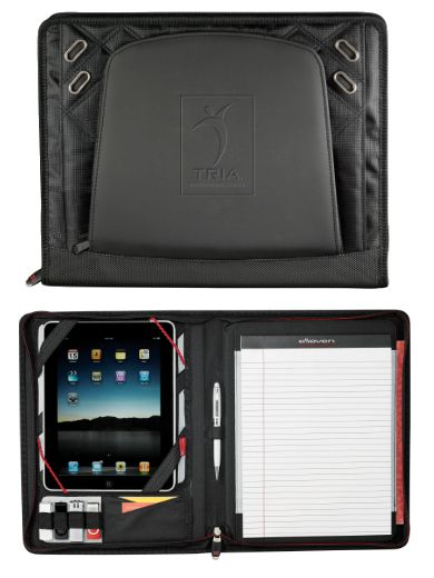 Elleven Zippered Padfolio from HotRef