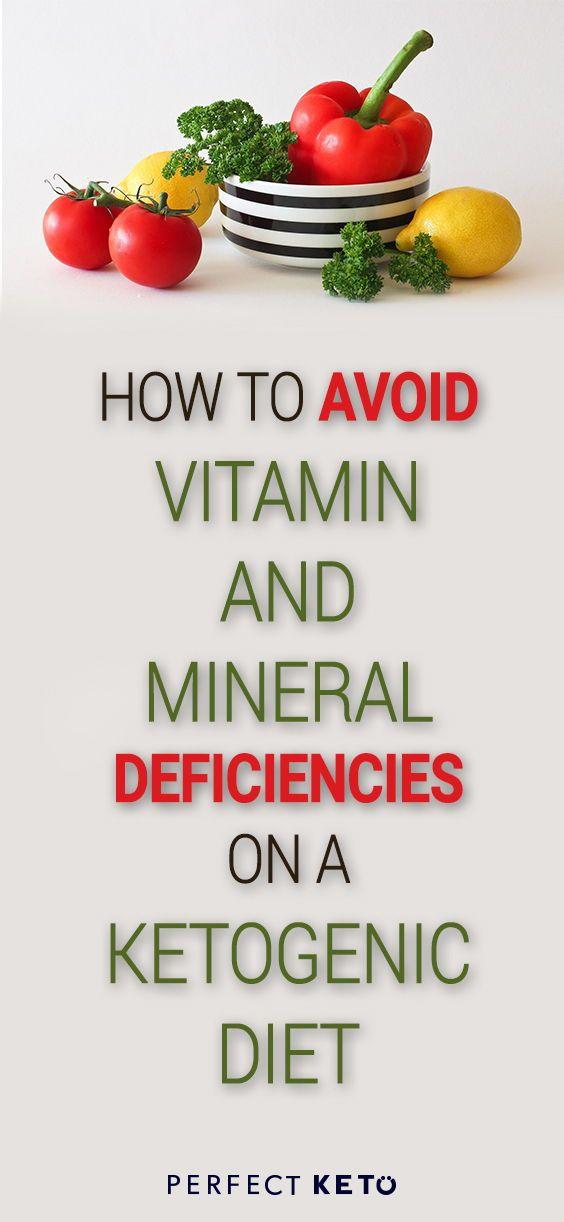keto diet nutrient deficiency