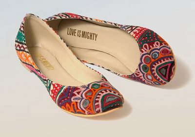 love is mighty | rani shoes