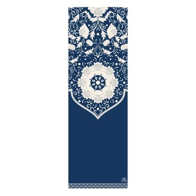 93.75$  Buy here - http://aliyo9.worldwells.pw/go.php?t=32789419279 - Blue and White China Print Yoga Mat Eco-Friendly Rubber Fitness Exercise Mat Non Slip Training Mat for Yogis 183cm*61cm*3.5mm 93.75$