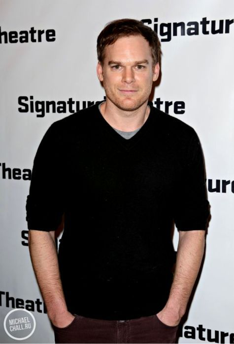 Michael C. Hall At The Open House Opening Night Party