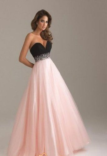 Ball dresses, Dress robes and Prom gowns on Pinterest