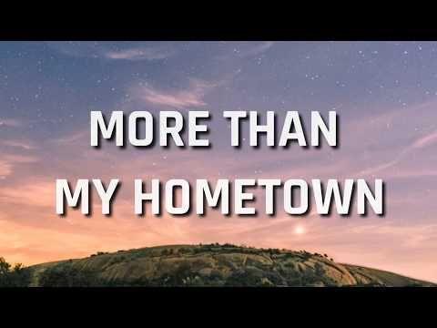 Morgan Wallen More Than My Hometown Lyrics Youtube In 2020 Lyrics Hometown Songs