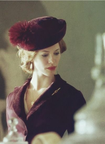 Rebecca Hall, Sylvia Tietjens - Parade's End (TV Series, 2012) - Series Costume Design by Sheena Napier #fordmadoxford: