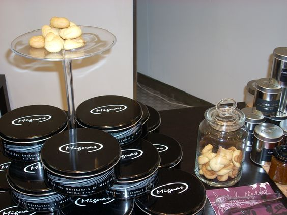 Miguas Gourmet / Compotas, Biscoitos...