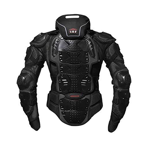 Motorcycle Spine Chest Body Protector Guard Jacket Motorbike Motocross Armour