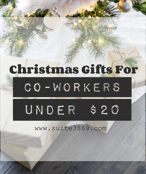 Gift Ideas For Work Team