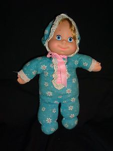 Mattel baby beans is her actual name, I named her Pat-A-Cake.