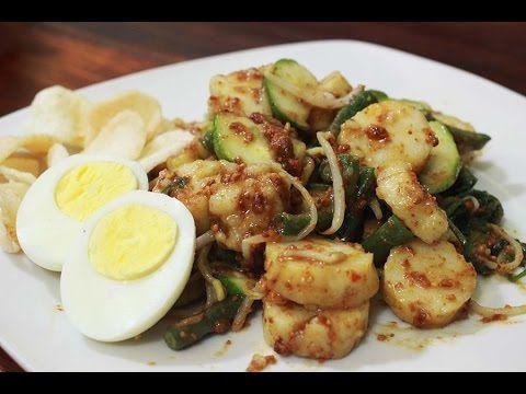 Gado gado indonesian food recipes youtube tofu beancurdfuchuk gado gado indonesian food recipes youtube forumfinder Images