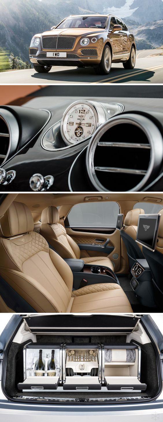Bentley Bentayga  #RePin by AT Social Media Marketing - Pinterest Marketing……