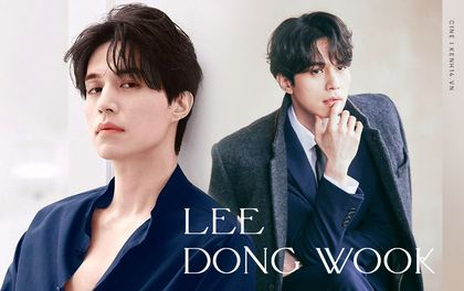 3 items associated with Lee Dong Wook's acting career
