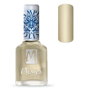 COMING SOON Moyra Stamping Nail Polish- No. 09 (Gold)