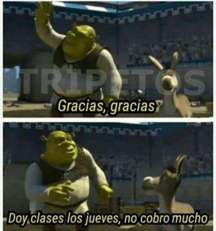 58 Ideas Memes Shrek Plantillas For 2019 Funny Spanish Memes New Memes Best Memes