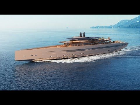Art Of Life Spectacular Yacht Design By Sinot Yacht Architecture