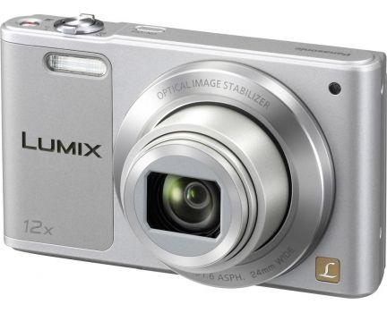 Panasonic Digitalkamera DMC-SZ10EG-S 16 Mio. Pixel Opt. Zoom: 12 x Silber