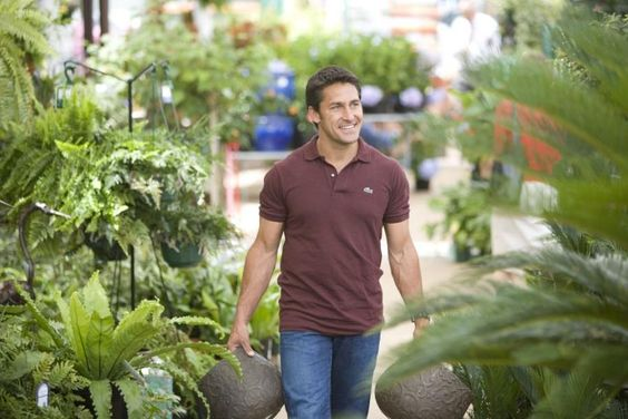 Jamie Durie on a mission to make gardening sexy