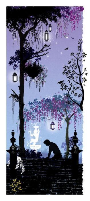 Rapunzel by Sarah Gibb: