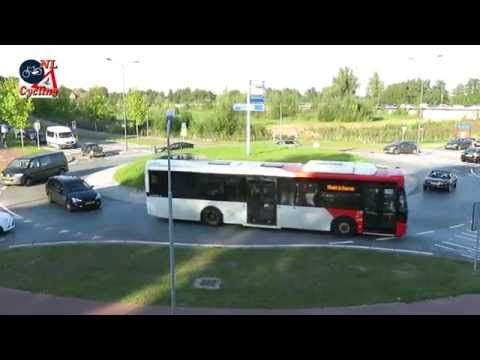 The design of Dutch roundabouts makes them safe and convenient for all road users, including people walking and cycling. More information in the blog post: h...