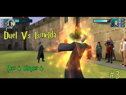 Duel Vs Ismelda Murk Harry Potter Hogwarts Mystery Year 4 Chapter 4 3 Youtube Hogwarts Mystery Hogwarts Harry Potter Hogwarts