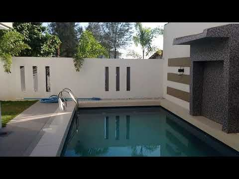 Welcome Home Realty Ph Taytay Pasig Mulbstar Model Corner House Lot With Swimming Pool Greenw In 2020 Corner House Swimming Pools Interior Design Living Room Modern