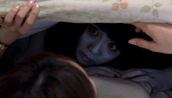Ju-on: The Grudge (2002)    32 Horror Films You'll Wish You Hadn't Watched