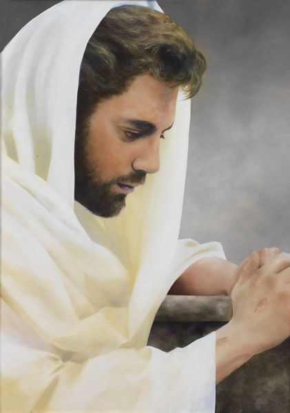 We Heard Him Pray For Us (The Messiah) by Al R. Young - Copyright: All Rights Reserved - 2008