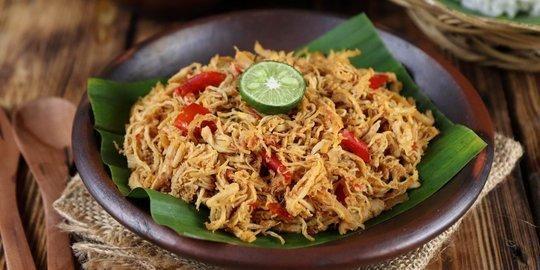 8 Resep Ayam Suwir Lezat Dari Balado Sampai Teriyaki Resep Ayam Makanan Makanan Dan Minuman