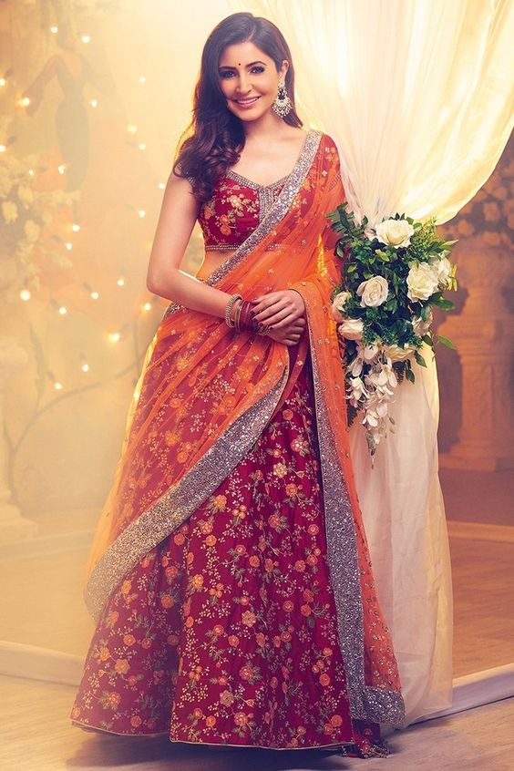 10 Different Types Of Lehengas For Womens
