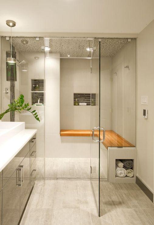 Taze Buharli Dus Banyo Badezimmer Renovieren 25 Fresh Steam Shower Bathroom Designs Trends Badezimmer Mit Dusche Dampfdusche Und Badezimmer Innenausstattung