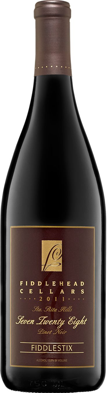 Fiddlehead 2011 Pinot Noir Seven Twenty Eight | Wine Store | Gold Medal Wine Club