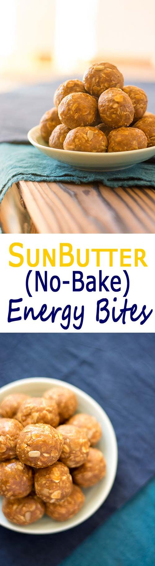 Energy bites, No bake energy bites and Healthy snacks on Pinterest