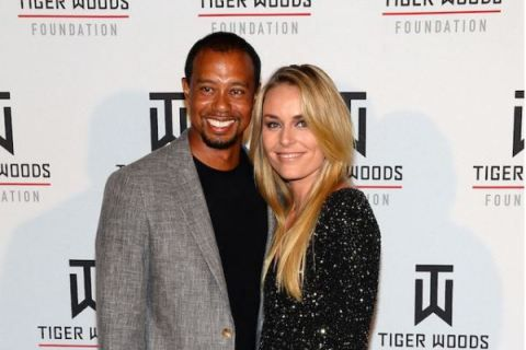 Rekindled fire for Lindsey Vonn and Tiger Woods ?