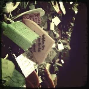 love locks Seoul 2011
