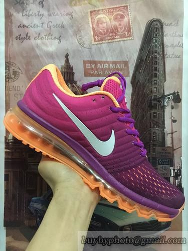 Air Max 2017 Running Shoe (Women)