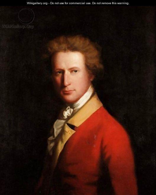 Portrait Of John Wise Of Wonwell (1751-1807) - John Opie