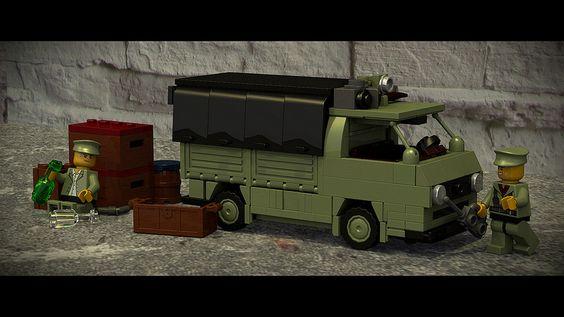 VW T3 Military Transporter