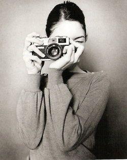 sofia coppola: Picture, Inspirational Quote, Vintage Camera, Sophia Coppola, Sofia Coppola, Black White, Oscar Wilde Quotes, Photo, Sofiacoppola