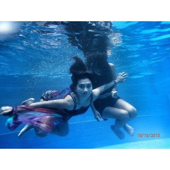 A n g e l underwater by lastangel_123