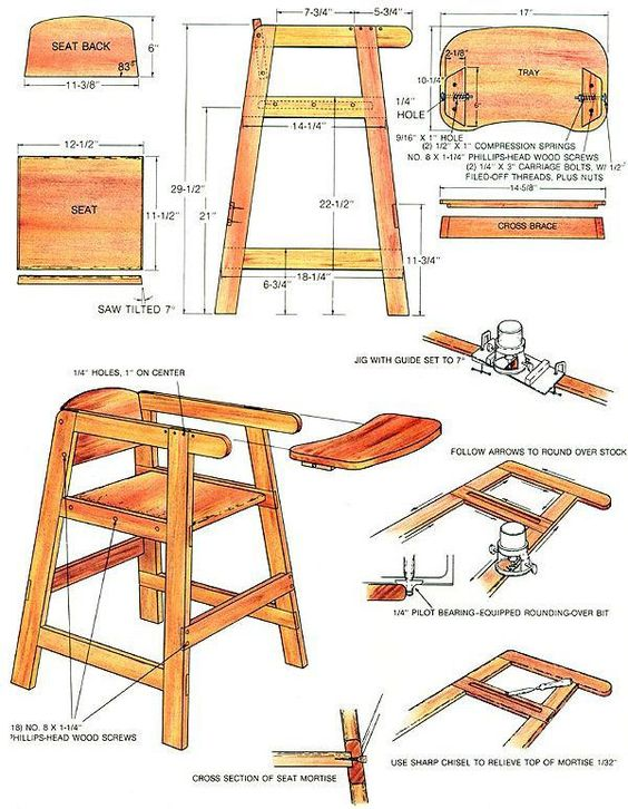 stokke high chair instructions